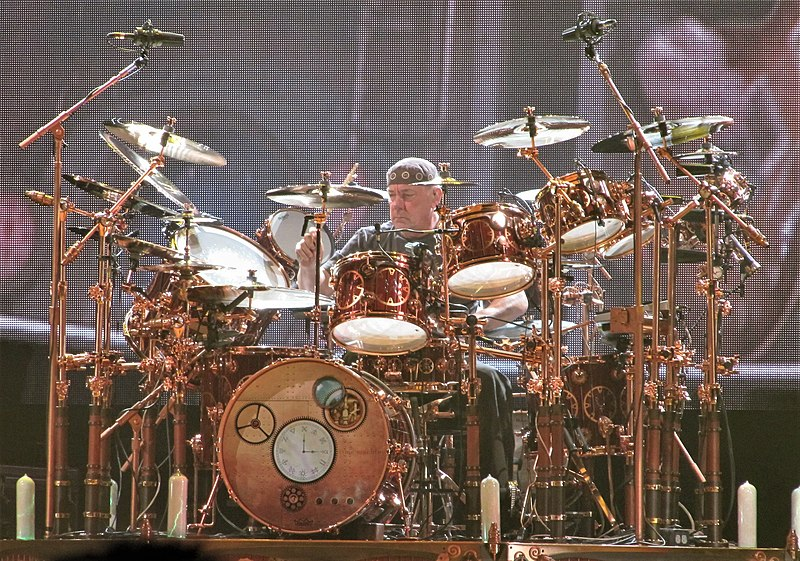 About Neil Peart