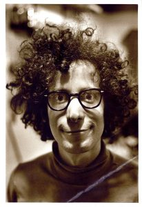 Photograph of Howard Bloom